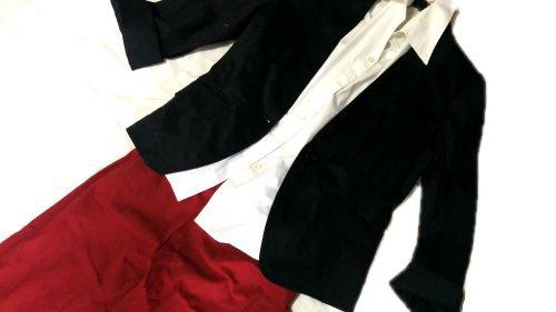 私服で仮装+1 (2)