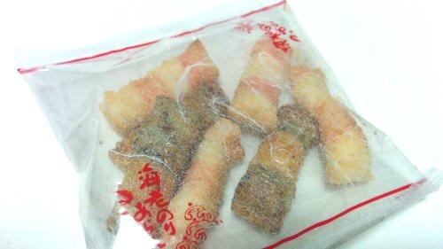 亀田製菓「海老のりあられ」 (2)