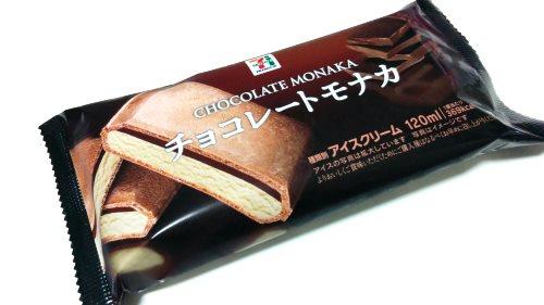セブンプレミアム「チョコレートモナカ」