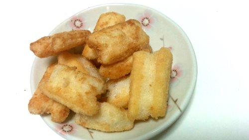 三幸製菓「三幸の塩揚おかき」