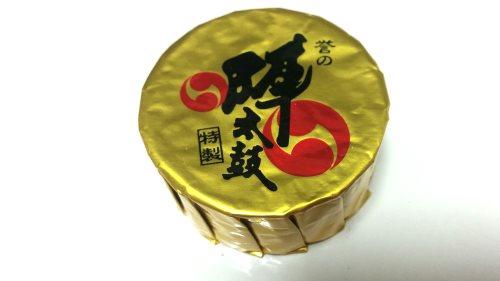 お菓子の香梅「誉の陣太鼓」