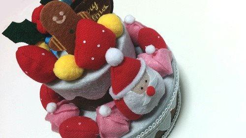 ガトー・ド・ボワイヤージュ「クリスマスデコBOX」