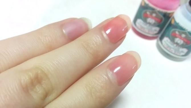胡粉ネイル