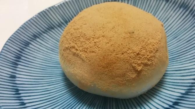 わらび饅頭