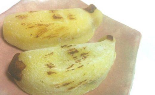 口福堂 バナナ大福