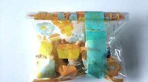 透明袋お菓子ラッピング