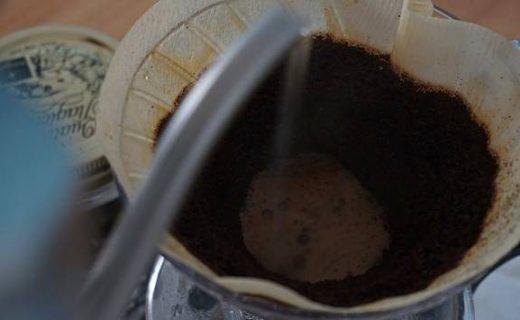 コーヒーフィルター代用
