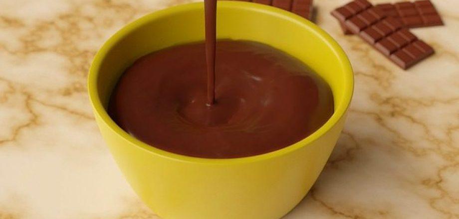 チョコレート 固まらない